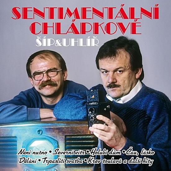 Sentimentální chlápkové CD