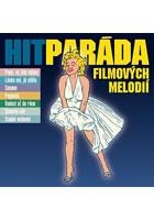 Hitparáda filmových melodií - CD