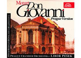 Don Giovanni. Opera o 2 dějstvích (pražská verze) - 2CD