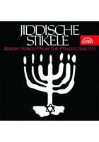 Jiddische Stikele Písně a popěvky z ghetta - CD