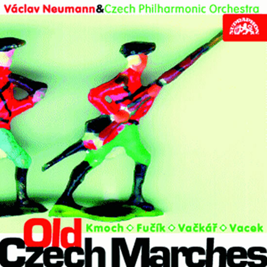 Staré české pochody - CD