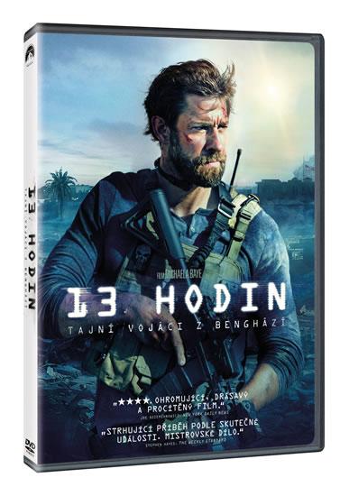 13 hodin: Tajní vojáci z Benghází DVD - neuveden