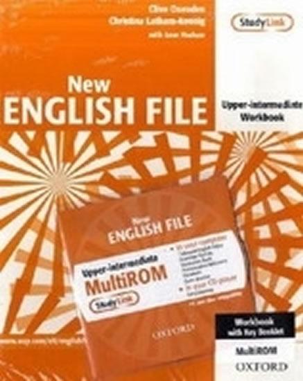 NEW ENGLISH FILE UPPER INTERMEDIATE WB
