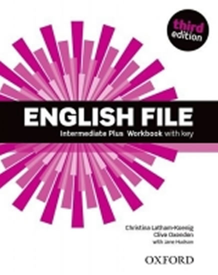 ENGLISH FILE THIRD EDITION INTERMEDIATE PLUS WORKBOOK WITH A