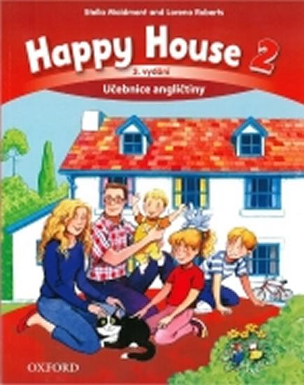 HAPPY HOUSE 2 3ED.UČ/OXFORD