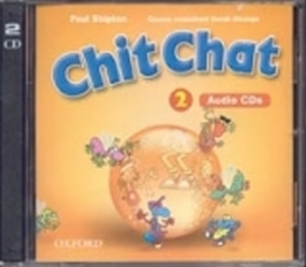 Chit Chat 2 class CD (2)