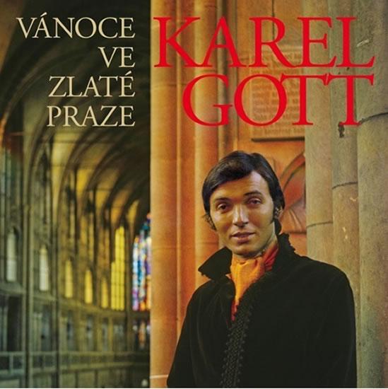 VÁNOCE VE ZLATÉ PRAZE CD KAREL GOTT/SUPRAPHON