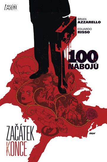 100 nábojů 11 - Začátek konce - Azzarello Brian, Risso Eduardo,