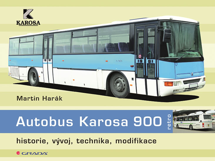 AUTOBUSY KAROSA 900