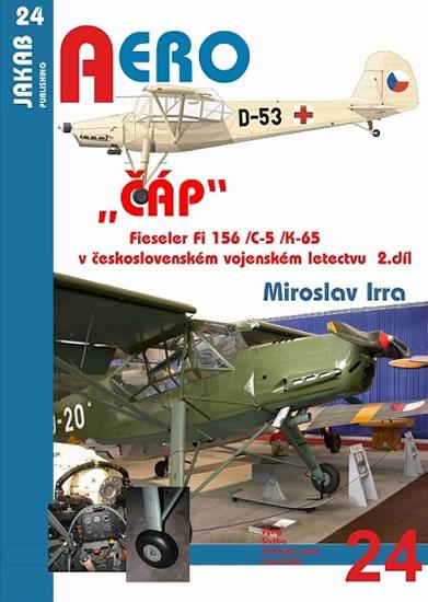ÄČÁPÔ FIESELER FI 156 /C-5 /K-65...2.DÍL