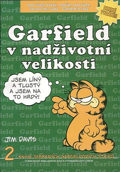 GARFIELD V NADŽIVOTNÍ...(Č.2) 3.V.