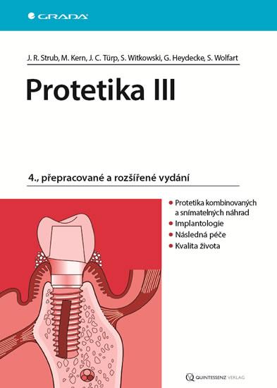 PROTETIKA III (4., VYD.)