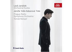 Janáček L.: Suity z oper - CD