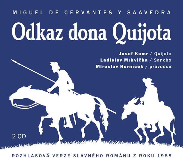 CD Odkaz Dona Quijota