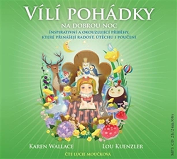 CD-VÍLÍ POHÁDKY NA DOBROU NOC