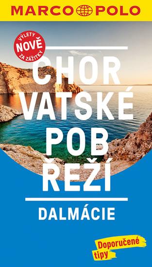CHORVATSKÉ POBŘEŽÍ - DALMACIE / MP