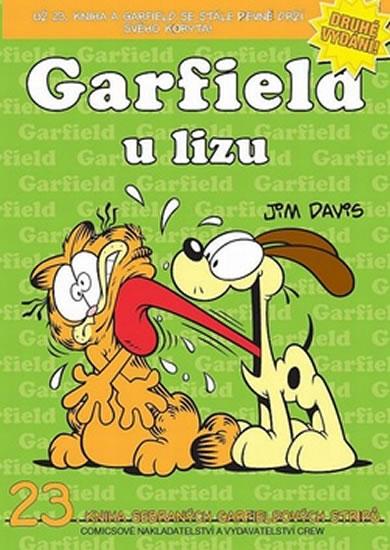 GARFIELD U LIZU (Č.23)