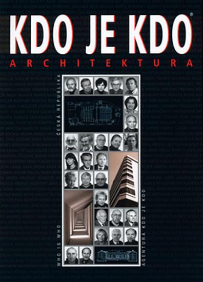 Kdo je kdo Architektura ČR