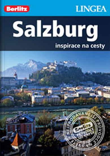 Salzburg průvodce Berlitz