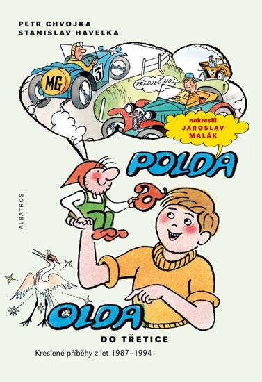 POLDA A OLDA DO TŘETICE KOMIKS