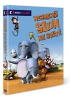 Nejmenší slon na světě - DVD