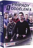 Případy 1. oddělení II. - 8 DVD