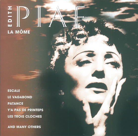 Edith Piaf La Mome 2CD