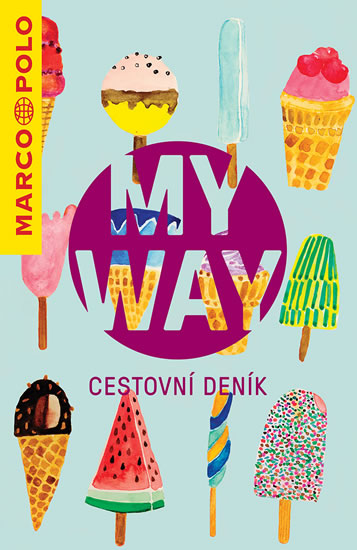 MY WAY - CESTOVNÍ DENÍK / ZMRZLINA