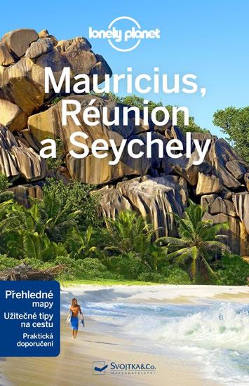 Mauricius, Réunion a Seychely průvodce LP