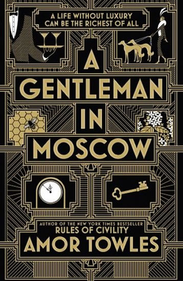 A Gentleman in Moscow - Towles Amor