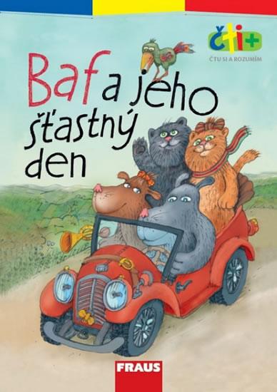 Baf a jeho šťastný den (edice čti +): 6-7 let - neuveden