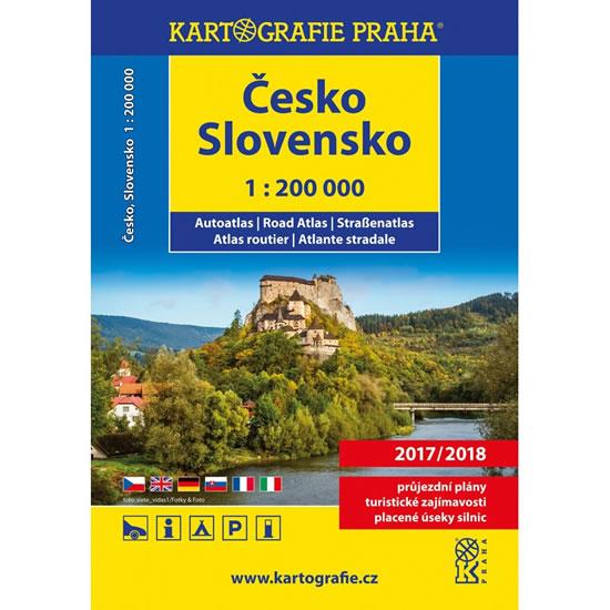 ČESKO SLOVENSKO-AUTOATLAS