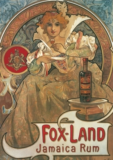 Mucha , Fox-Land , pohled