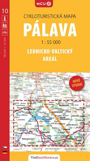 PÁLAVA - LEDNICKO-VALTICKÝ AREÁL - CYKLOTURISTICKÁ...