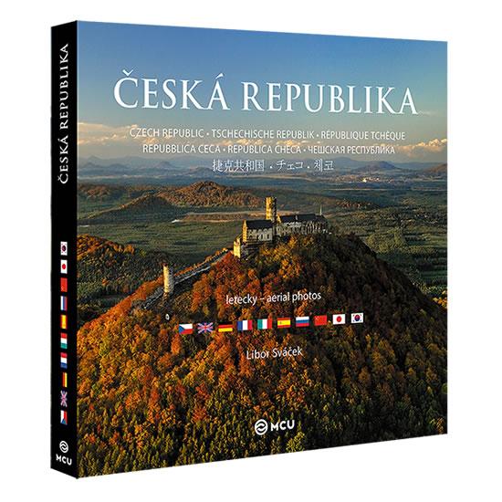 ČESKÁ REPUBLIKA - LETECKY/CIZOJAZ.