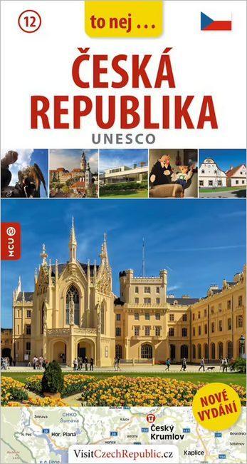 ČESKÁ REPUBLIKA UNESCO - KAPESNÍ/ČESKY