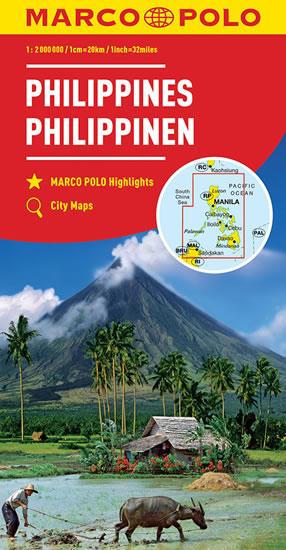 FILIPÍNY  MAPA 1.2M (ZOOMSYSTEM)