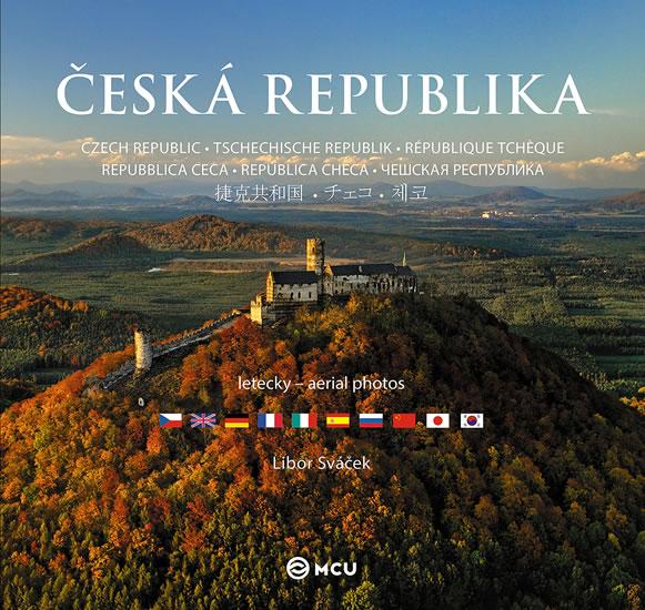 ČESKÁ REPUBLIKA LETECKY - STŘEDNÍ /VÍCEJ