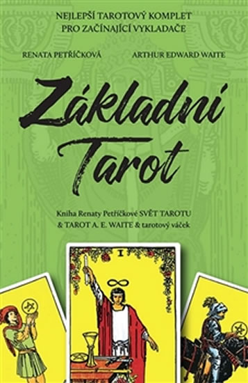 ZÁKLADNÍ TAROT - KARTY