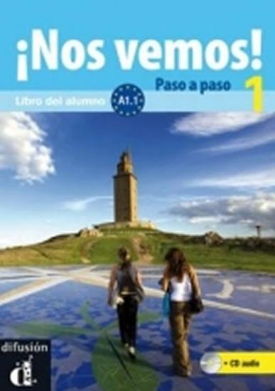 !Nos vemos paso a paso! A1.1 – Libro del al. + MP3 online - kolektiv autorů