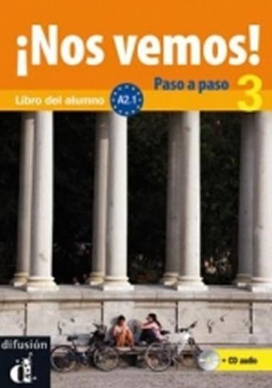!Nos vemos! paso a paso! A2.1 – Libro del al. + MP3 online - neuveden