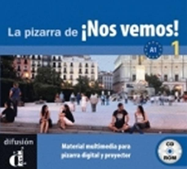!Nos vemos! 1 – La Pizzara CD-Rom - neuveden