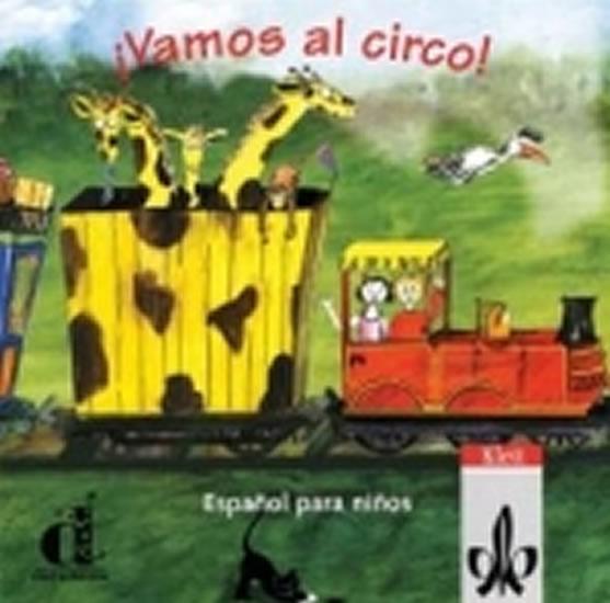 !Vamos al circo! – CD - neuveden