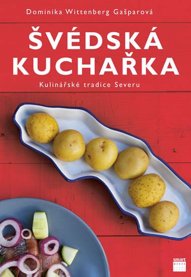 d2af0a5952a Kniha Švédská kuchařka - Kulinářské tradice Severu