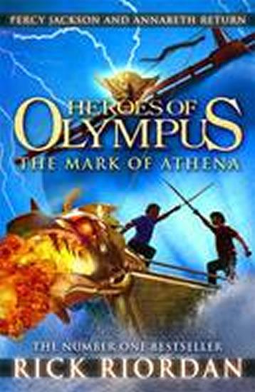Heroes of Olympus - Mark of Athena