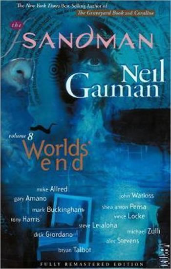 Sandman - World´s End