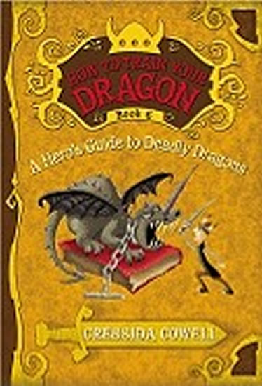 How to train your dragon (Book 6)