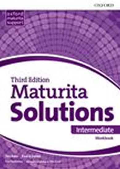 MATURITA SOLUTIONS INTERMEDIATE WB 3RD ED.