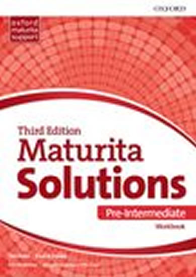 MATURITA SOLUTIONS PRE INTERMADIATE WB THIRD EDITION