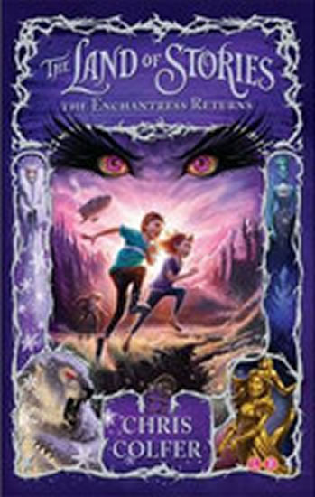 Land of Stories: The Enchantress Returns